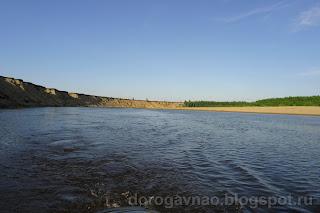 Река Шапкина