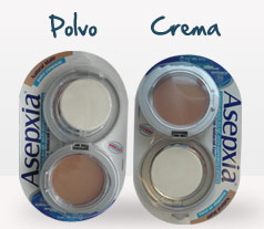 asepxia base de maquillaje