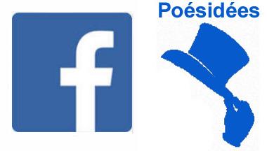 Poésidées sur Facebook