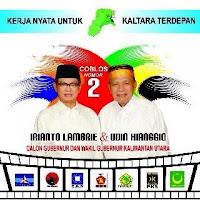 9 Desember 2015 - Pilkada Tarakan - No.2 - Irianto Udin