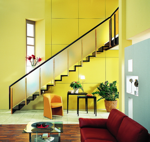Canto do feng shui by cristina ventura 09 12 - Salones con escaleras ...