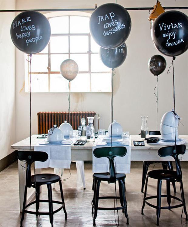 Tr s decoraci n con globos tr s studio blog de - Proyectos decoracion online ...