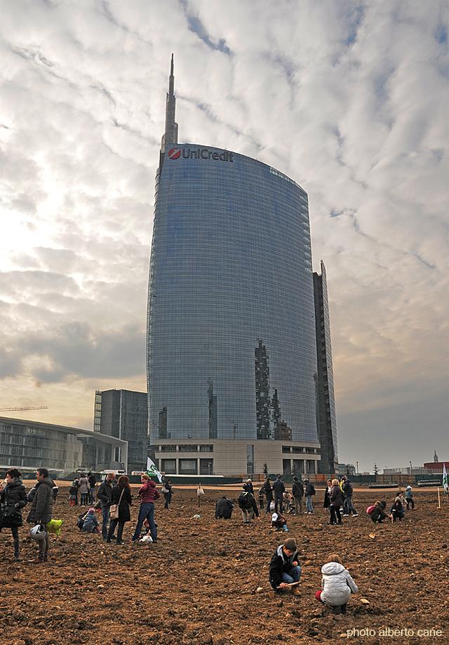 grano a Milano