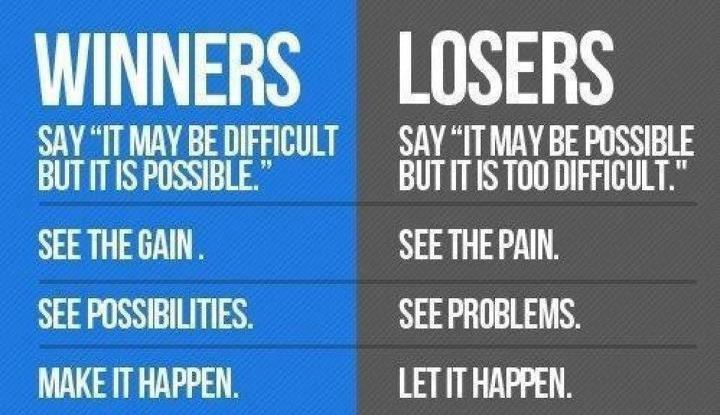 the no winners no losers generation essay