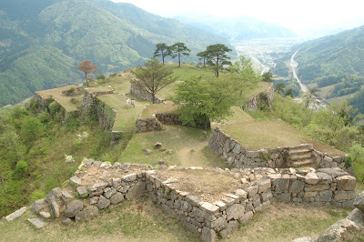 Takeda Castle Ruins Hyogo