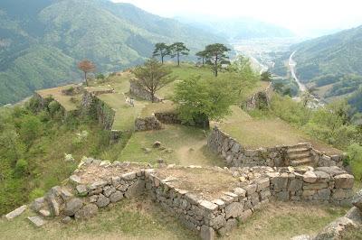 Takeda Castle Ruins Hyogo