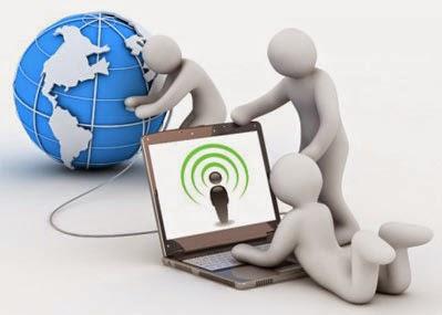 cara mempercetap koneksi internet