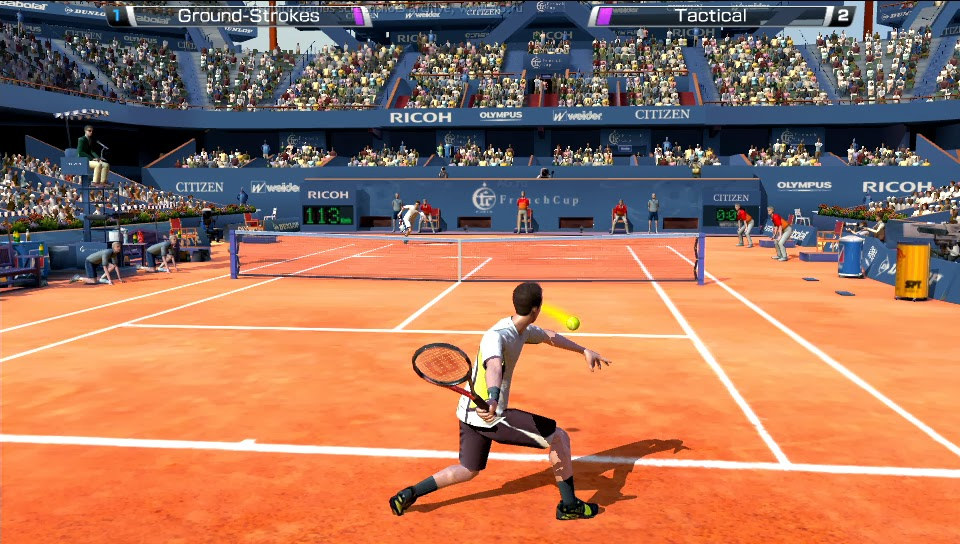 Download Virtua Tennis 4 PC Game