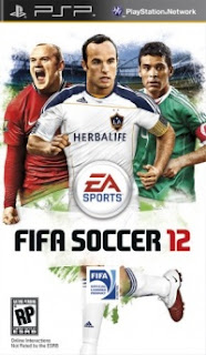 DOWNLOAD GRATIS Fifa 12 PSP PLAY 2 E PS3 PSP