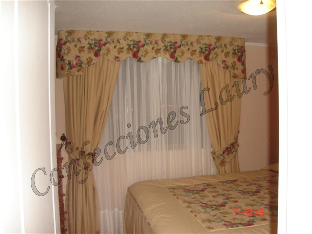 Cortinajes may laury cortinas para dormitorios - Www cortinas para dormitorios ...