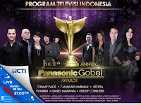 Nominasi Pemenang Panasonic Gobel Awards 2015 Lengkap