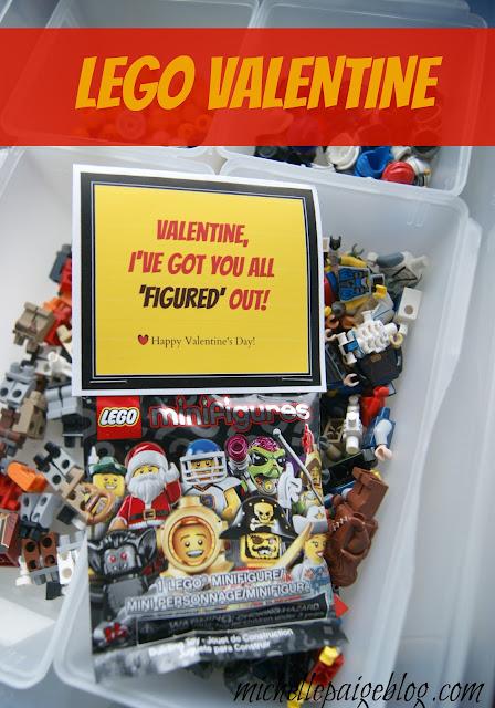 More LEGO Valentines