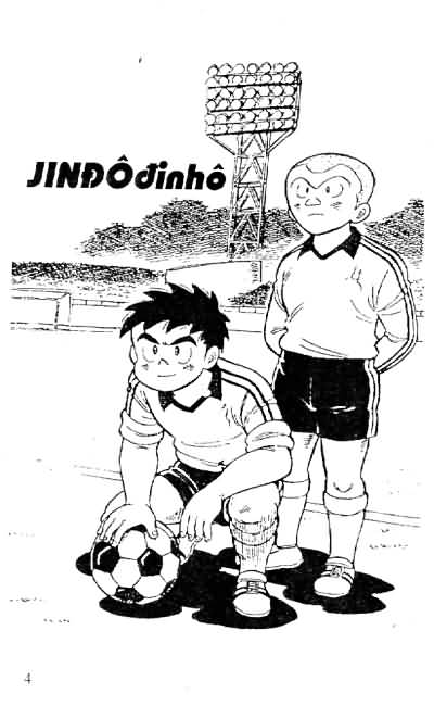Jindodinho - Đường Dẫn Đến Khung Thành III Tập 26 page 4 Congtruyen24h