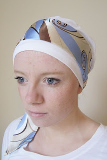 Hats Turbans And Wigs For Hair Loss For Cancer Chemotherapy Image