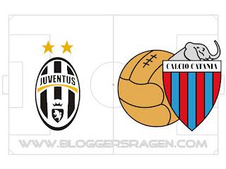 Prediksi Pertandingan Catania vs Juventus