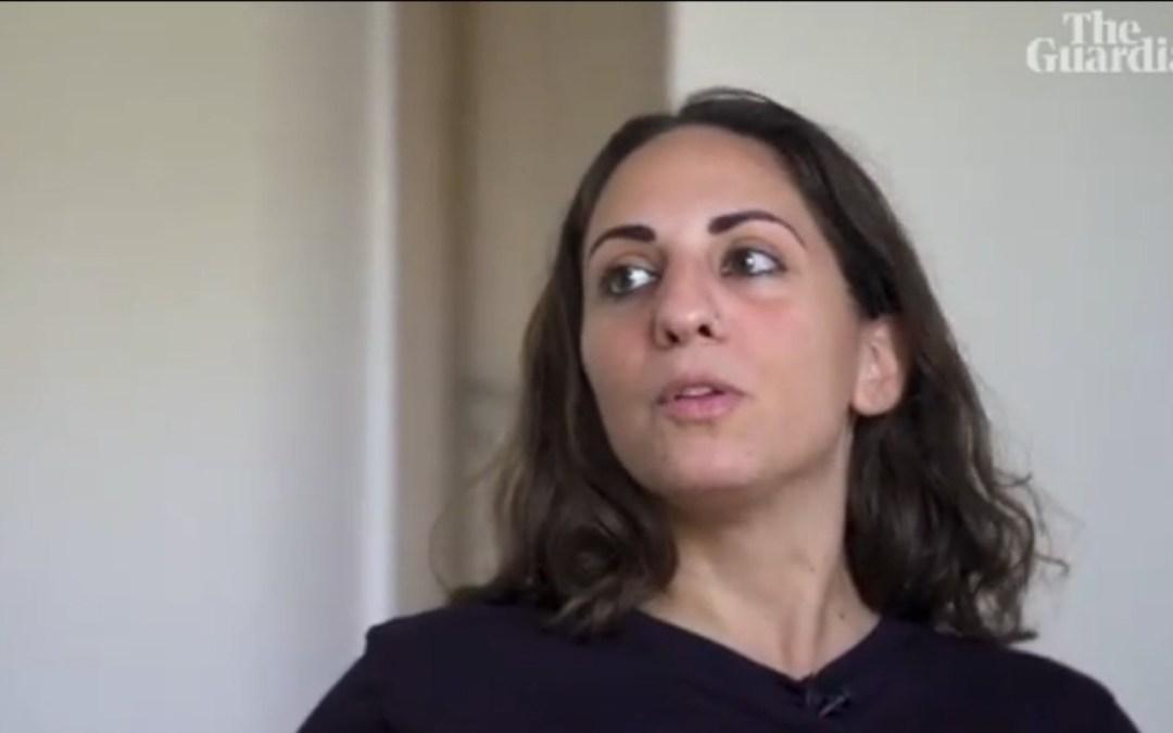 Συμμετοχή σε μίνι ντοκιμαντέρ της εφημερίδας The Guardian για την τεκνοποίηση