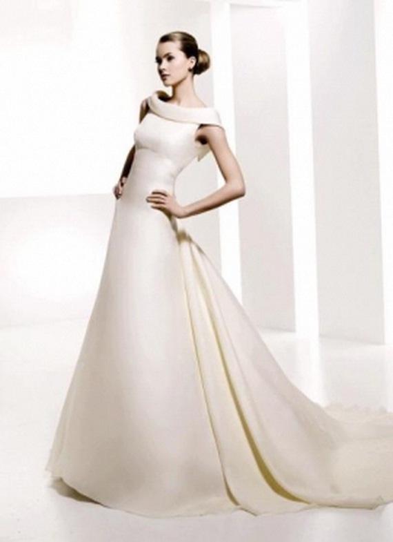 2011 manuel mota wedding dresses world of bridal for Wedding dresses spanish designer