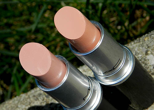 mac fleshpot lipstick