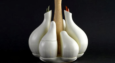 Creative Garlic Inspired Products and Designs (10) 2