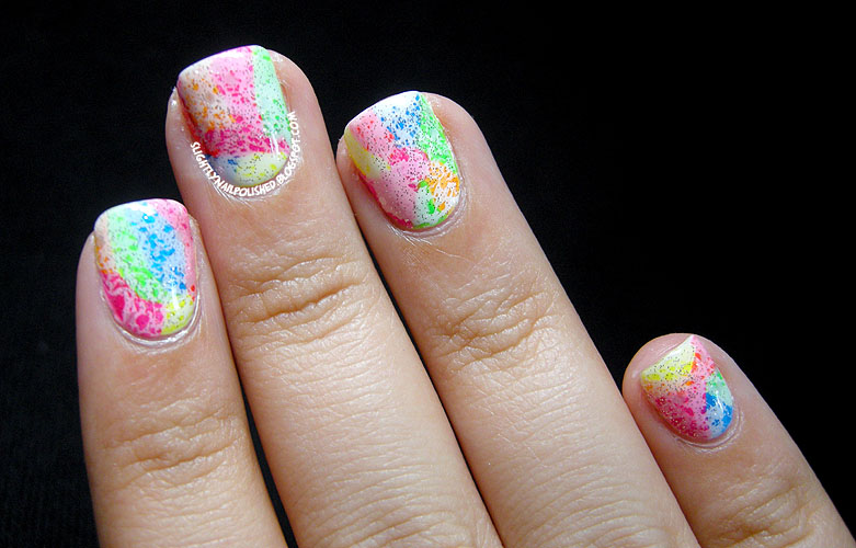 Slightly Nail Polished: Summer Neon