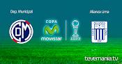 Municipal vs Alianza Lima en Vivo - Torneo Apertura