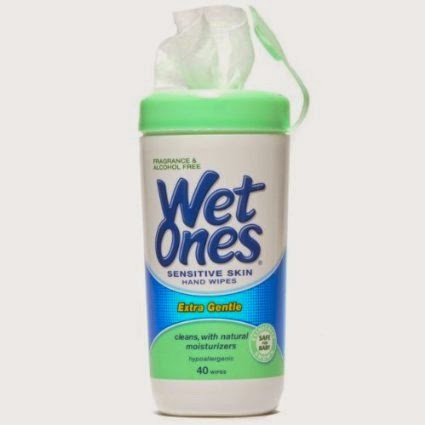 Wet Wipes for your car :: OrganizingMadeFun.com