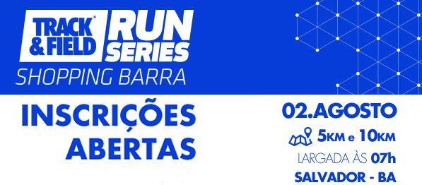 Track&Field Shopping Barra 2015