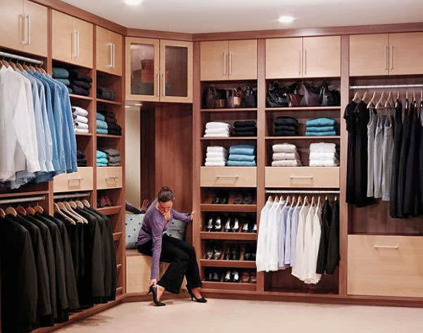 bedroom closet ideas
