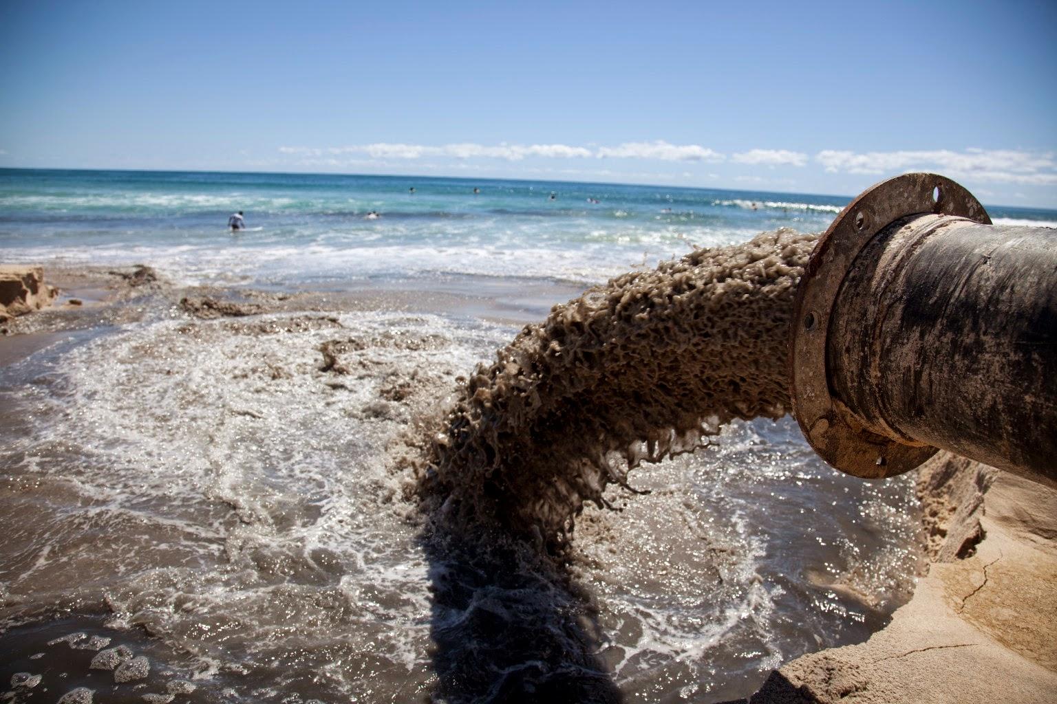 Ocean Dumping Management