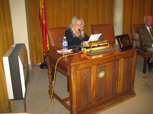 Conferencia en la Real Academia de Córdoba