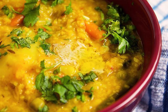 dalia die khichuri recipe