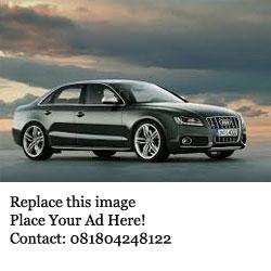 Mobil Audi Terbaru
