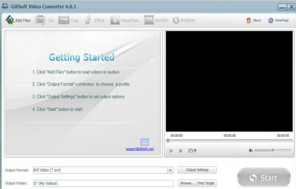 GiliSoft Video Converter 102 Full With