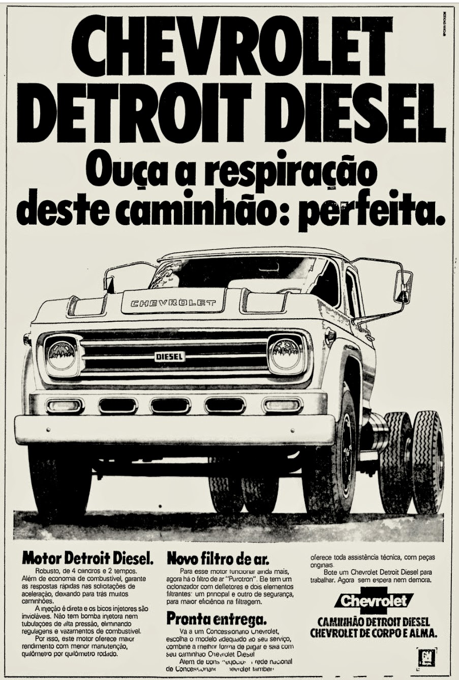 Chevrolet . reclame de carros anos 70. brazilian advertising cars in the 70. os anos 70. história da década de 70; Brazil in the 70s; propaganda carros anos 70; Oswaldo Hernandez;