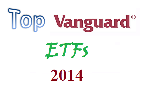 Best Vanguard ETFs 2014