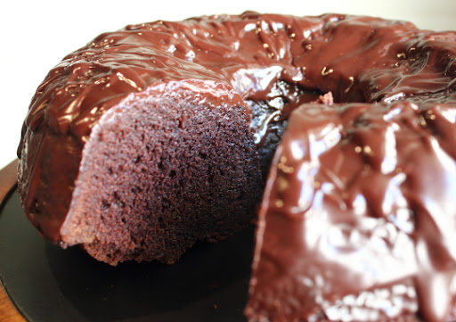 Chef John's Chocolate Sour Cream Bundt Cake