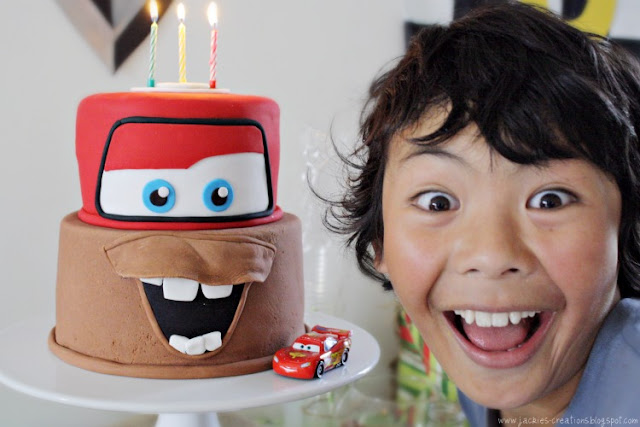Tow Mater Cars Cake Recipe Ideas Pictures And Designs Picture