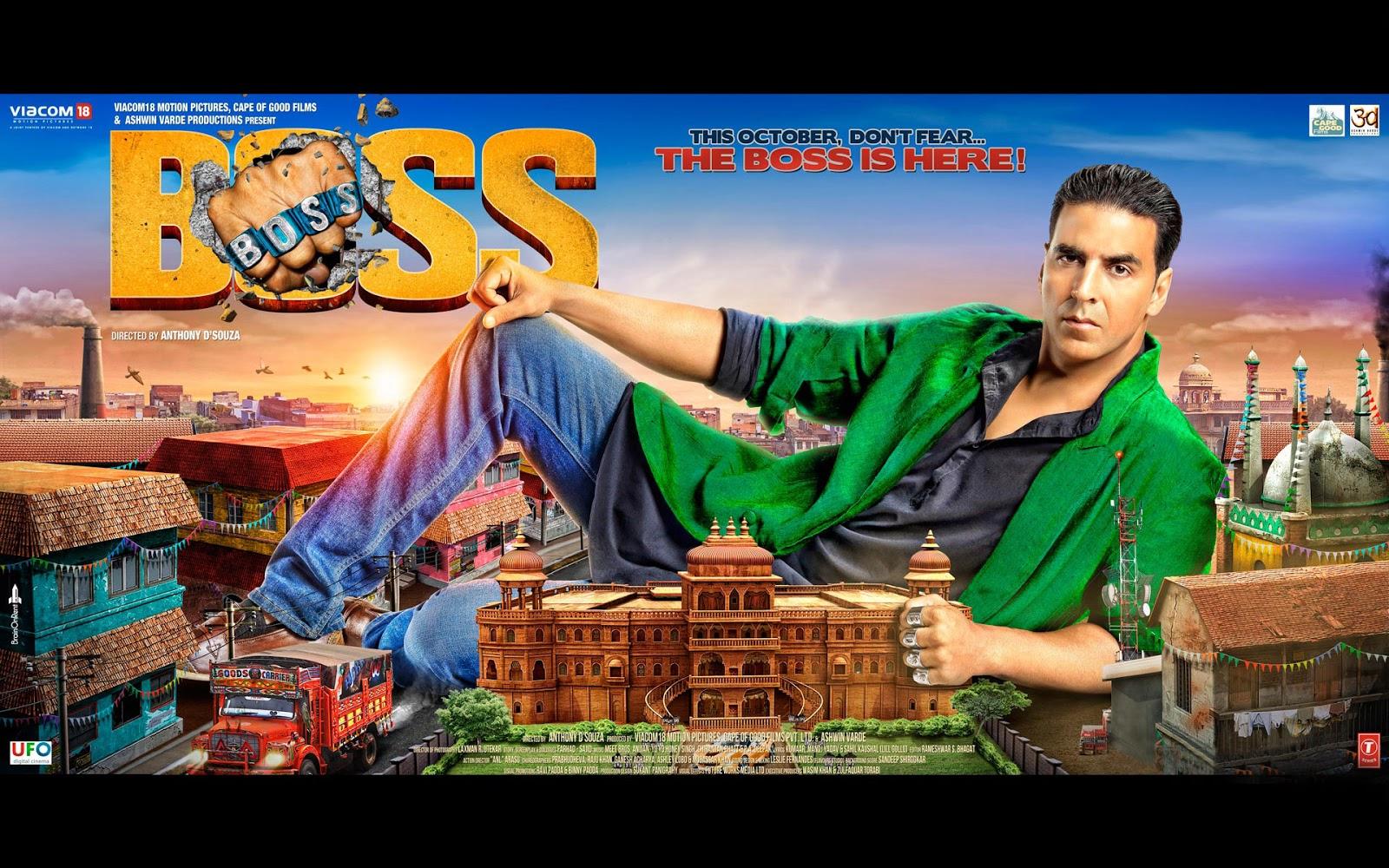 Akshay Kumar Boss Movie Download