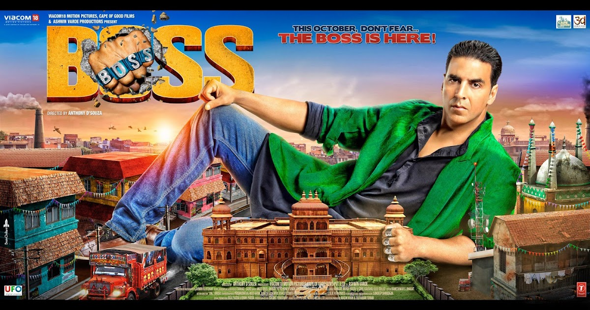 Boss Hindi Movie 2013 Hd Desktop Wallpapers And Movie
