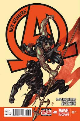 New Avenger #07 & #08 (Marvel Now)
