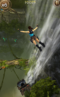 Download Mod Lara Croft: Relic Run Apk