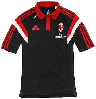 jersey training ac milan, ready prematch jersey grade ori, ac milan kit, jual online baju bola training