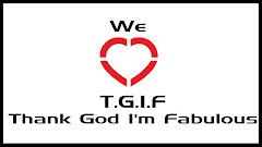 We ♥ T.G.I.F