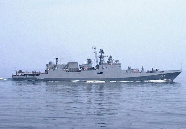 Project 11356 (Talwar) class FFG