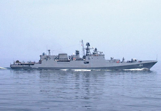 Project 11356 (Talwar) class frigates