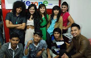 Lagu Yang Dinyanyikan 11 Finalis Indonesian Idol 2012