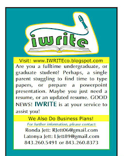 IWRITE at Your Service