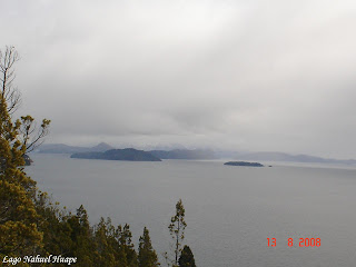 Vista desde o Cerro Viejo - Bariloche - AR