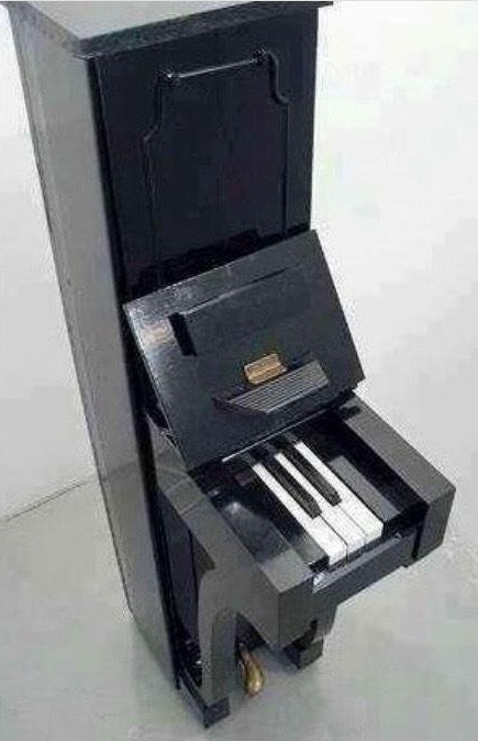 The latest upright to help rappers compose...