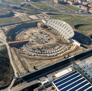 ** Obras Nuevo estadio